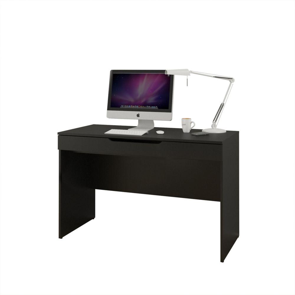 Next Desk with Storage Tray