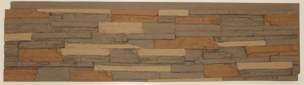 Drystack Grey-Beige Panels