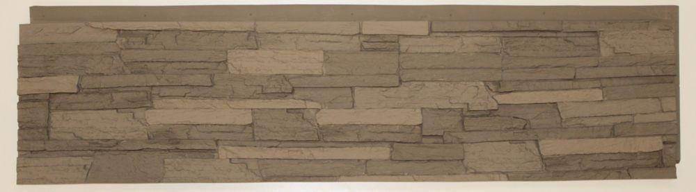 Polyroche Drystack Grey Panels
