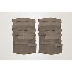 Drystack Grey Corners