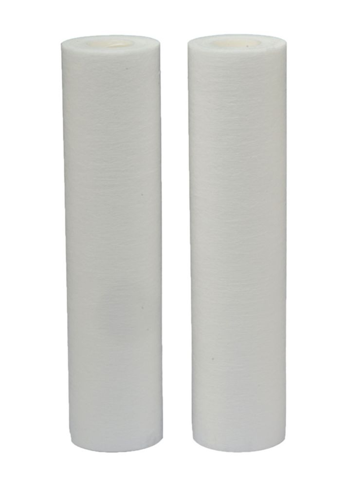 HDX Household Filters - Melt Blown 2-Pack