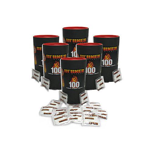 Burner Firestarters (2 cylinders of 100 bags)