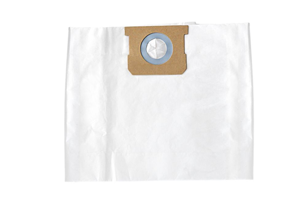 filterpower sacs filtrants standard de rechange pour aspirateur pour d chets humides secs de 16. Black Bedroom Furniture Sets. Home Design Ideas