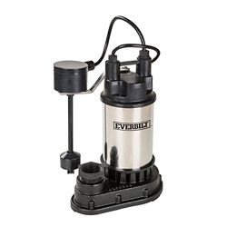 Everbilt 1/2 HP Submersible Sump Pump