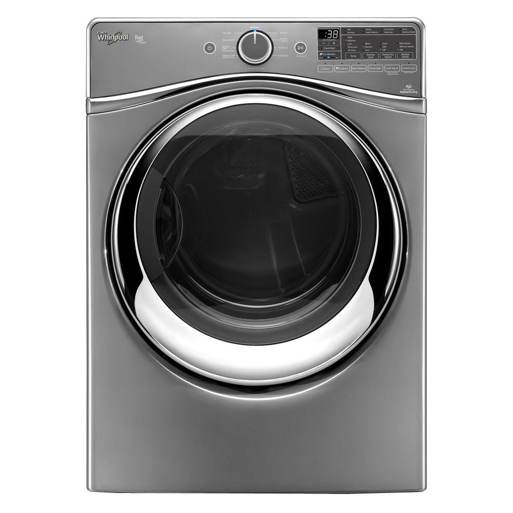 Duet<sup>®</sup> 7.3 cu. ft. Gas Dryer with SilentSteel Drum in Stainless Steel