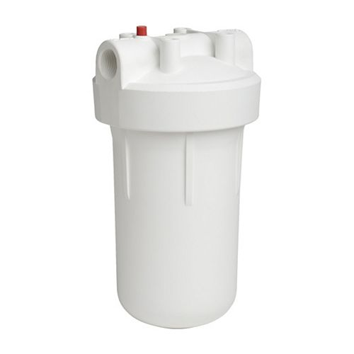 EcoPure High-Flow Whole Home Filtration System - White