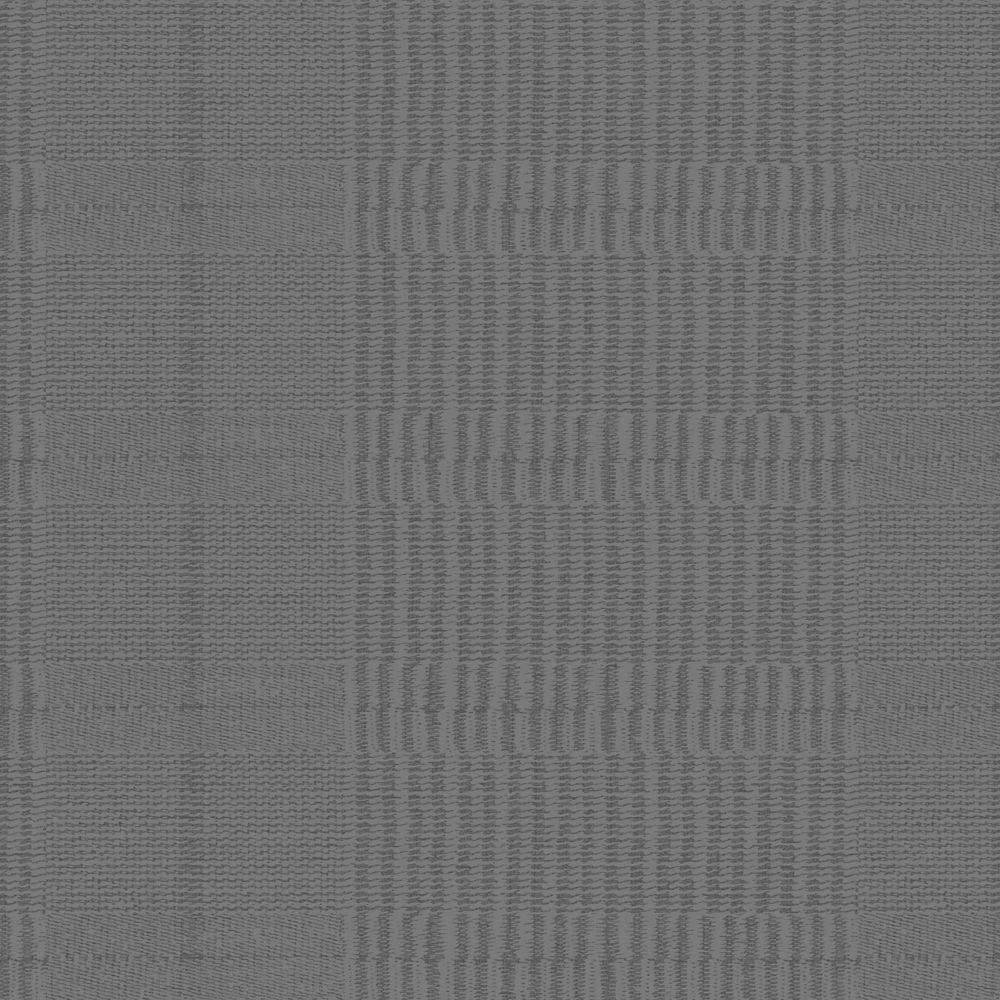 Tweed Gray/Silver Wallpaper