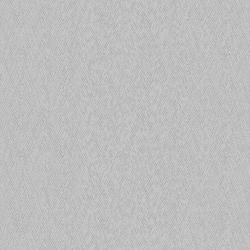Gabardine Papier Peint Gris