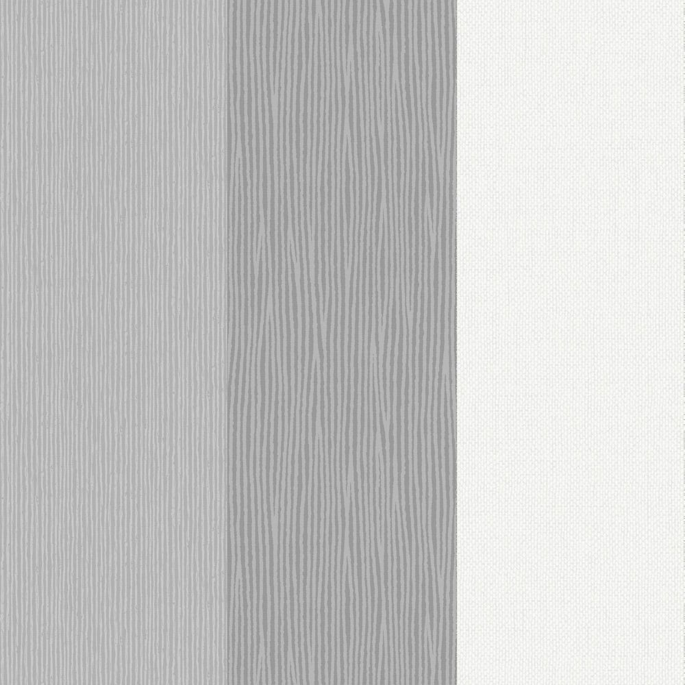 Rayure Java Papier Peint Gris