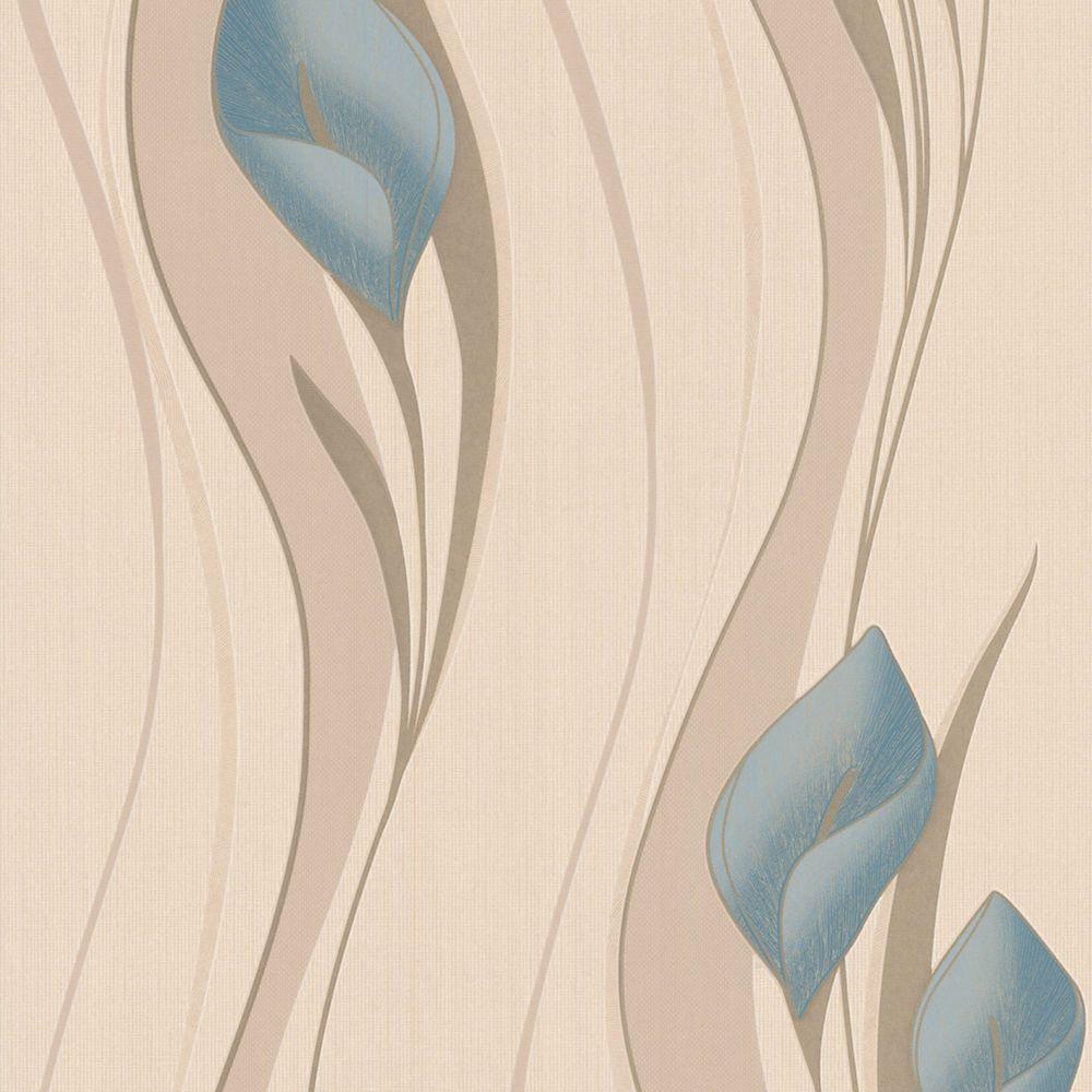Paix Papier Peint Bleu