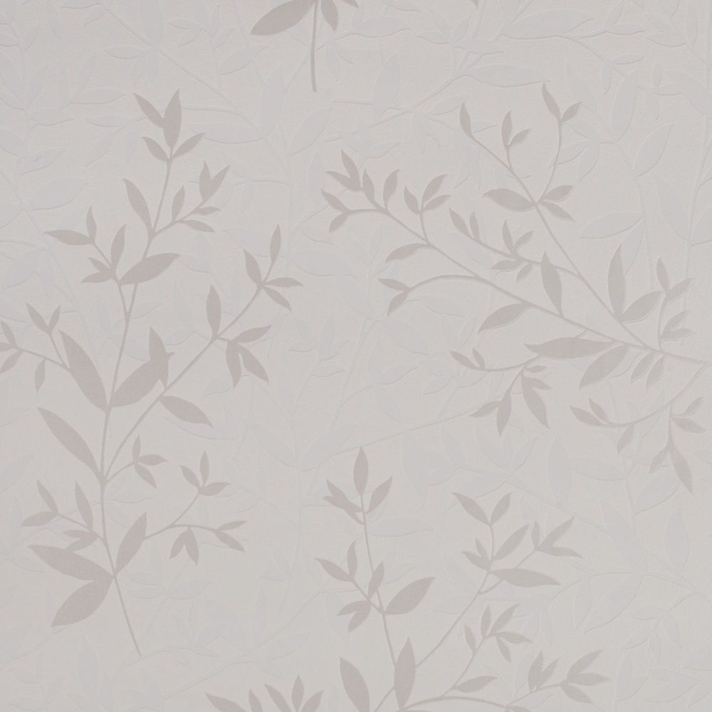 Bijou Papier Peint Blanc