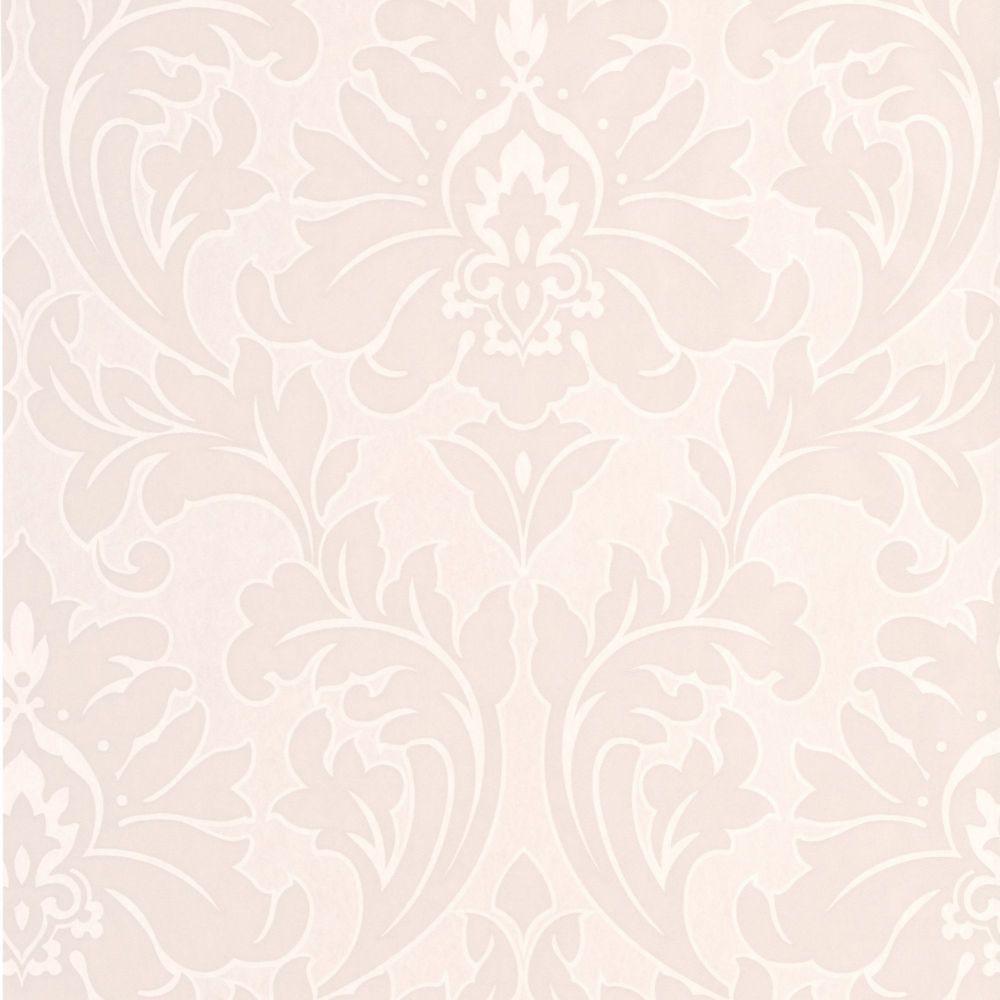 Majestic Cream/Beige Wallpaper