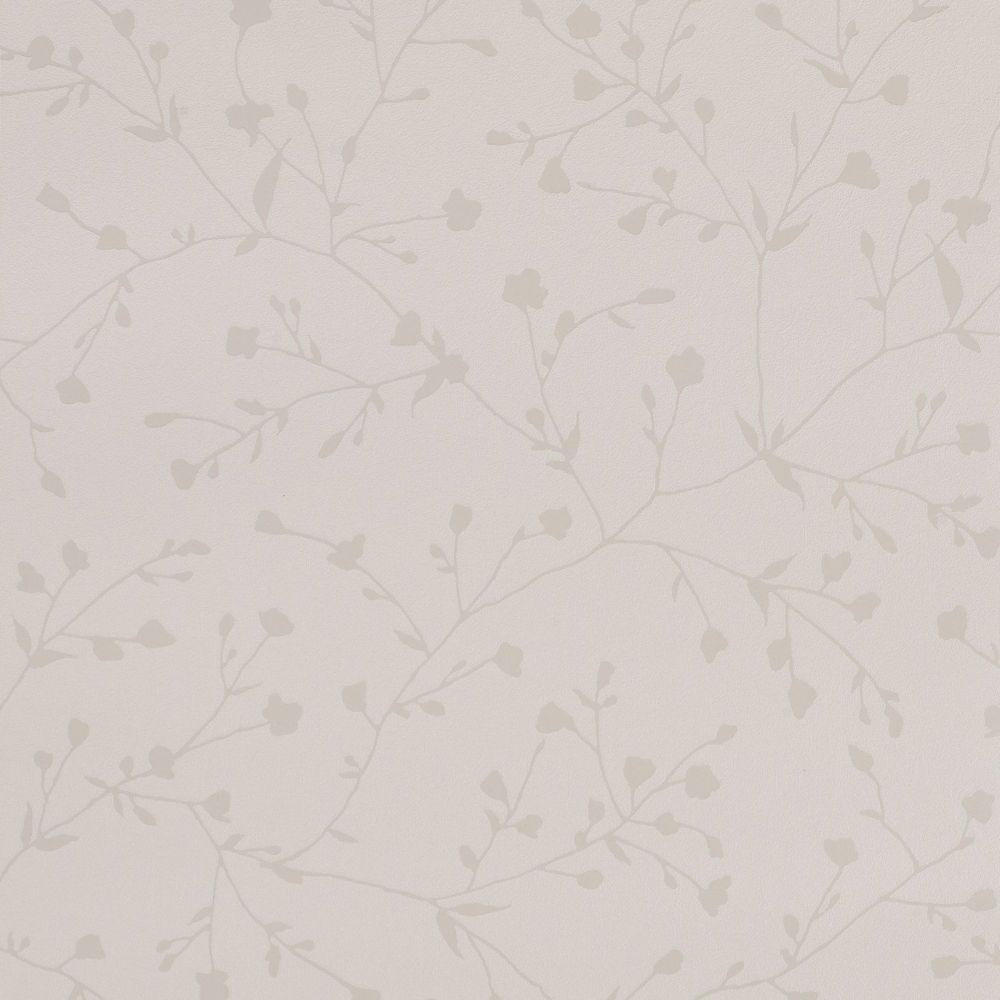 Silhouette Papier Peint Beige