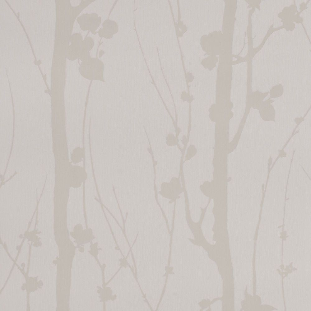 Solitude Cream/Beige/Almond Wallpaper