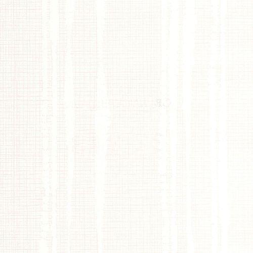 Graham & Brown Laddered Stripe White Wallpaper