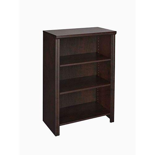 ClosetMaid Impressions 25 -inch Choclate 4-Shelf Organizer