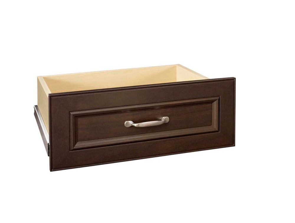 Closetmaid Deluxe Drawer Kit The Home Depot Canada