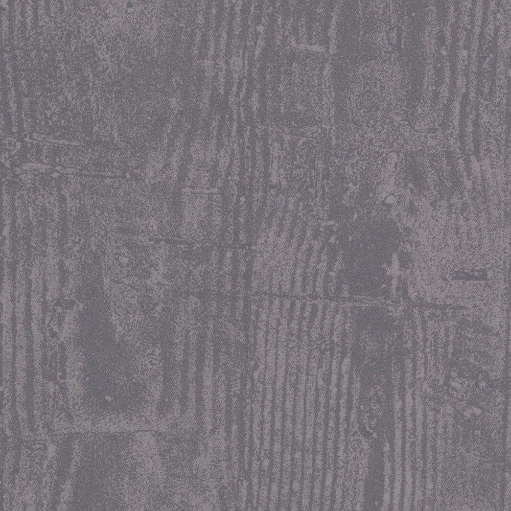 Bois Flotté Papier Peint Noir