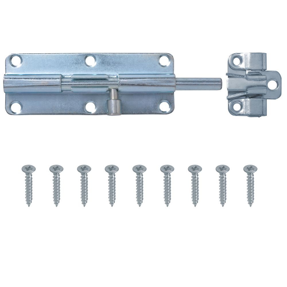 5-inch Adjustlock Barrel Bolt