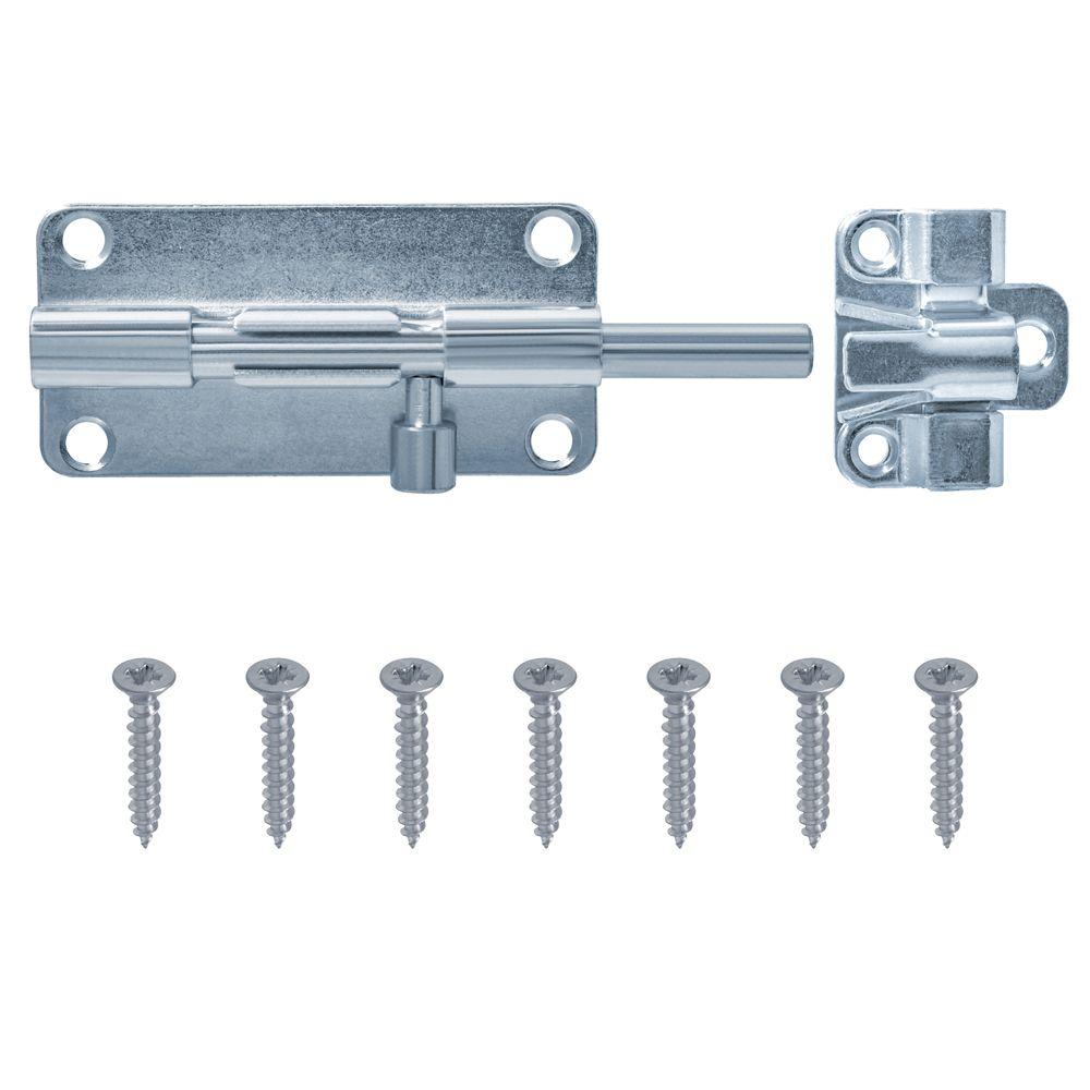 4-inch Adjustlock Barrel Bolt