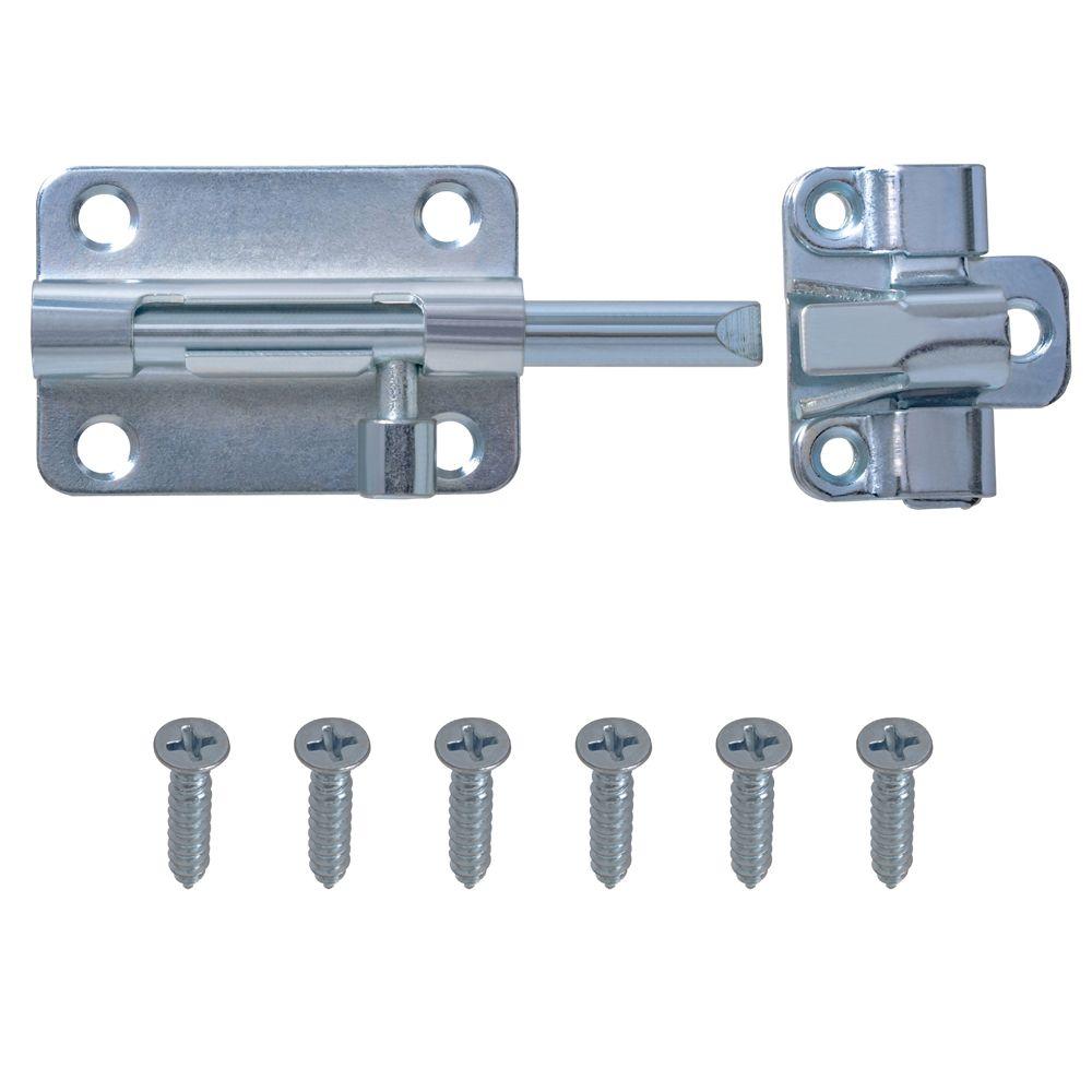 3-inch Adjustlock Barrel Bolt