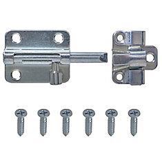 2.5-inch Adjustlock Barrel Bolt