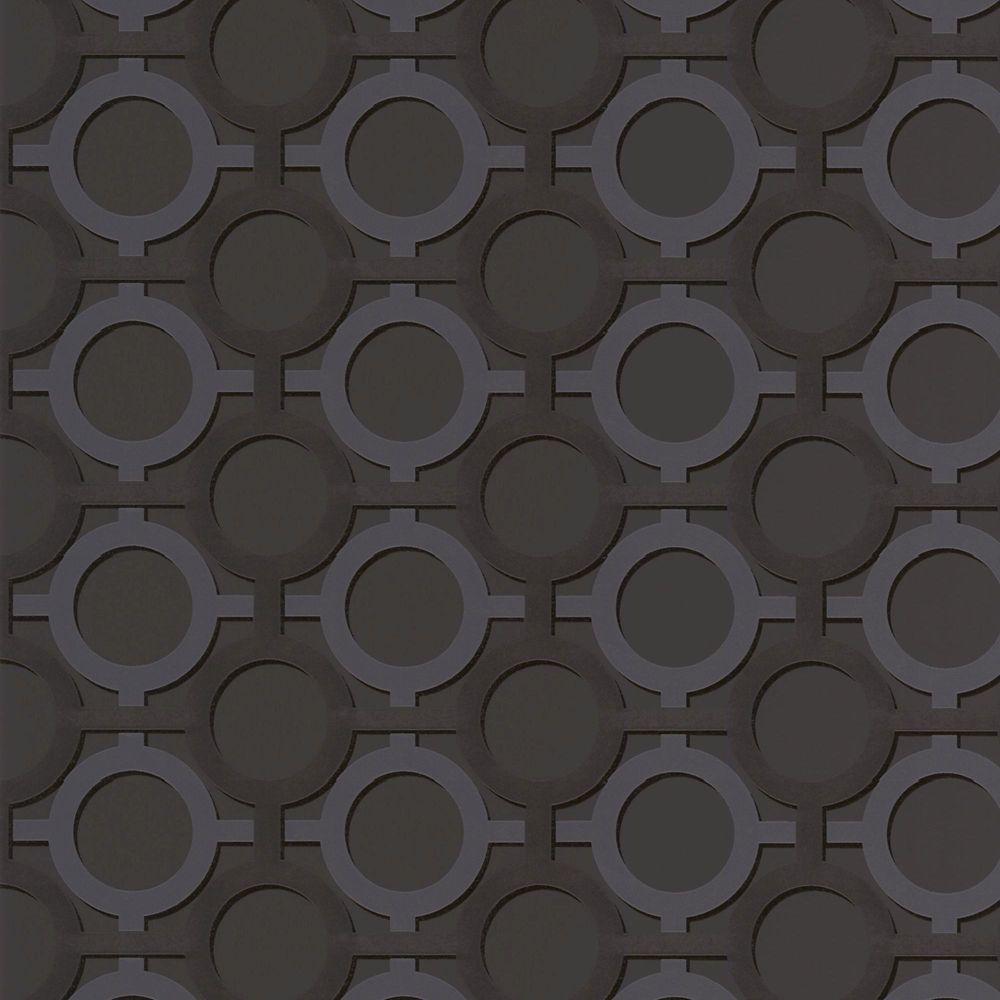 Enigma Black Wallpaper