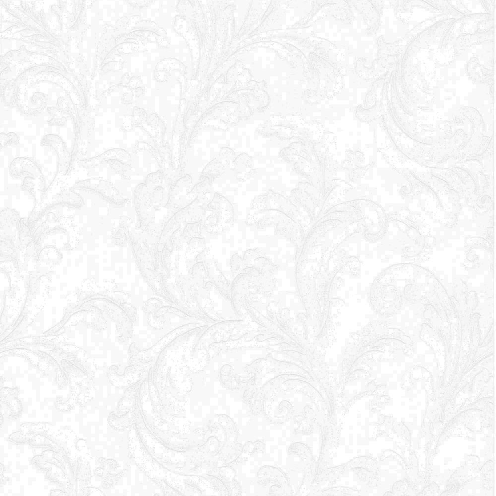 Capulet White Wallpaper