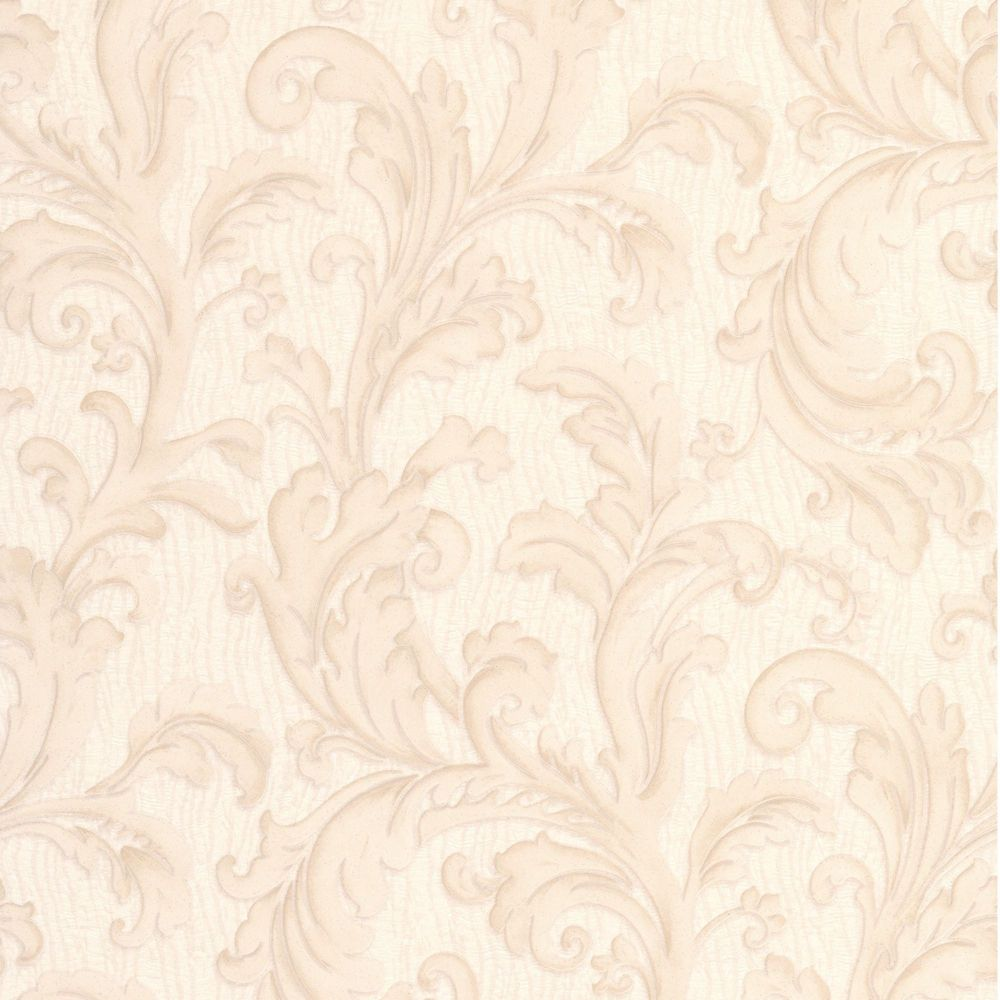 Capulet Gold Beige Wallpaper