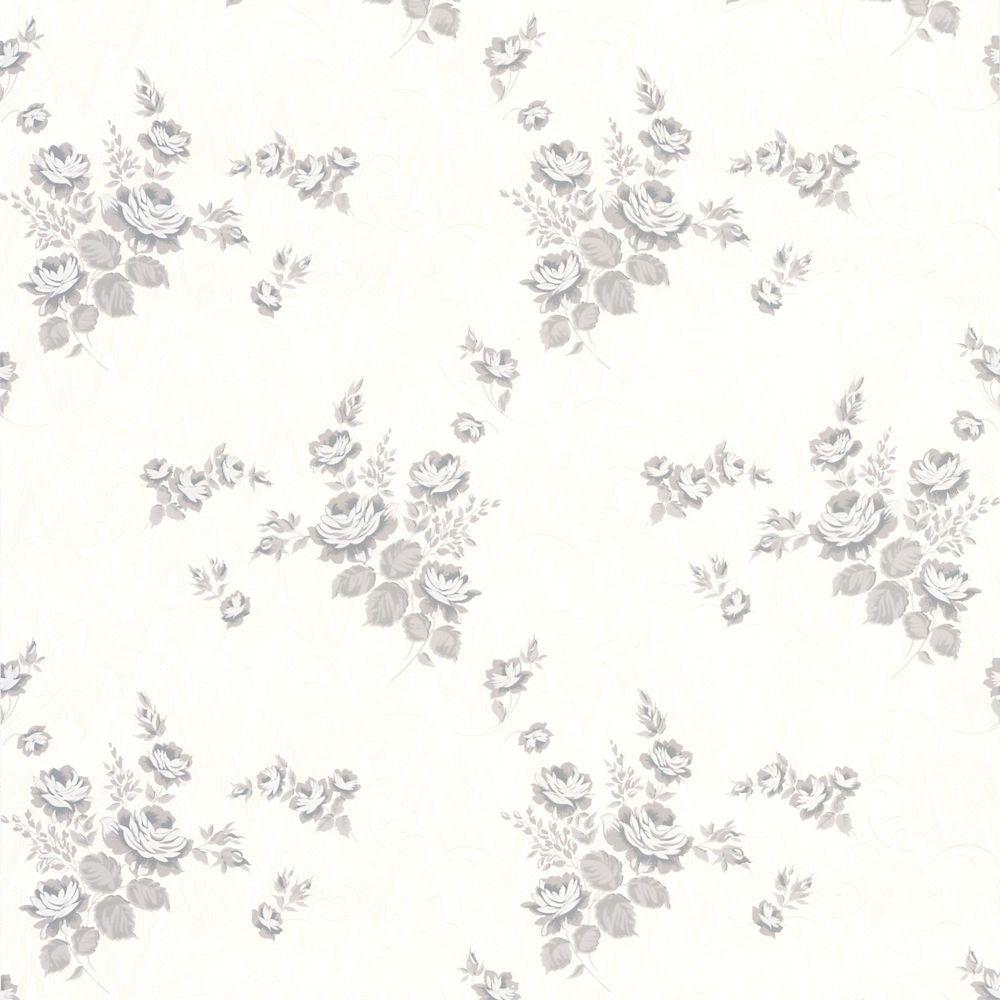 Jocelyn Gray/Silver Wallpaper