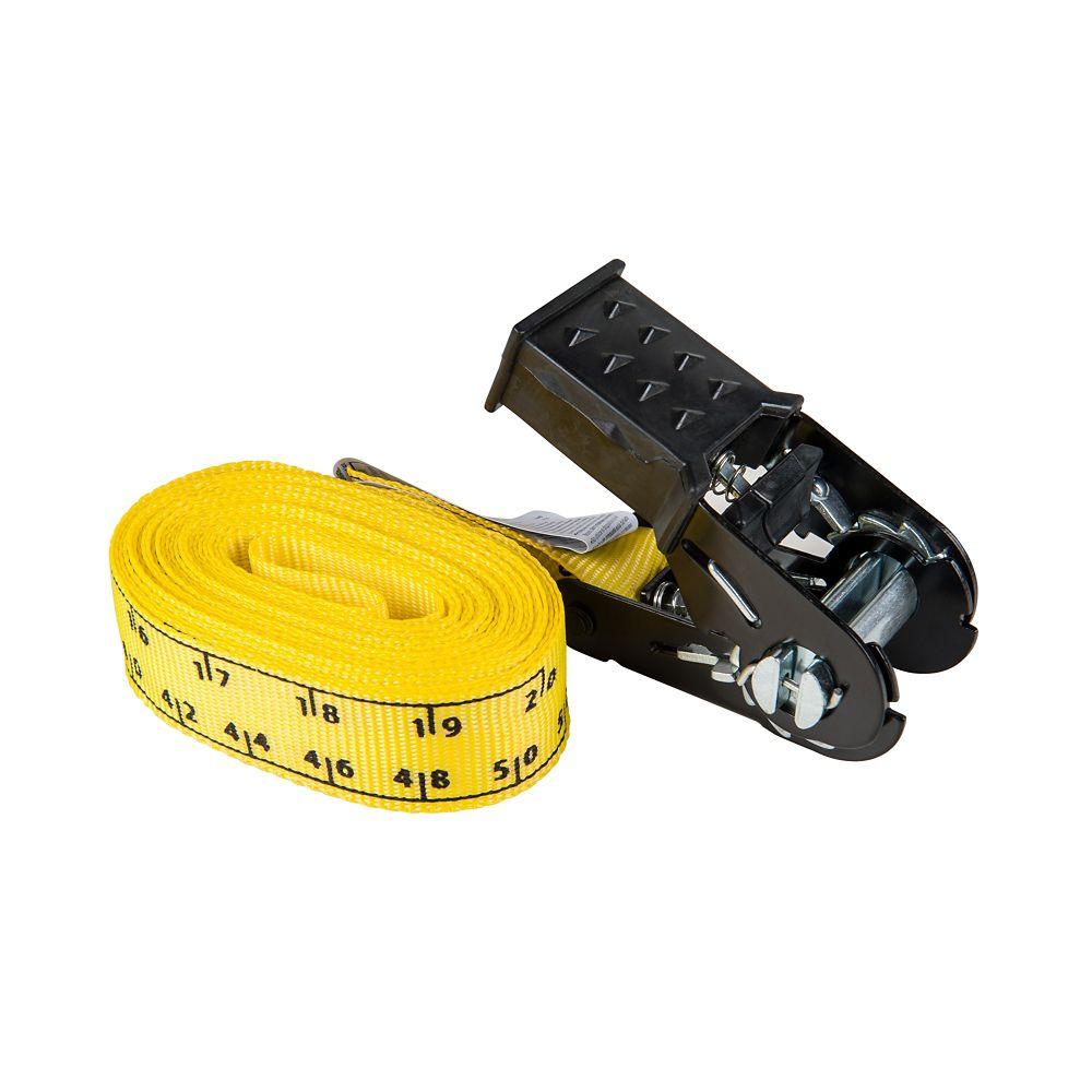 16 Feet Endless Loop Ratchet Tie-Down