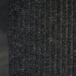 Lanart Rug Pioneer Black 2 ft. 2-inch x 50 ft. Runner