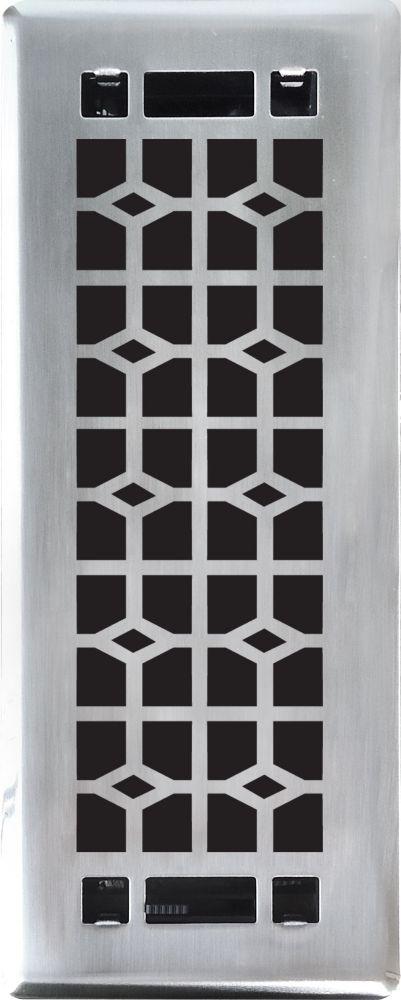 Hampton Bay 3x10 Inch  Abstract Floor Register