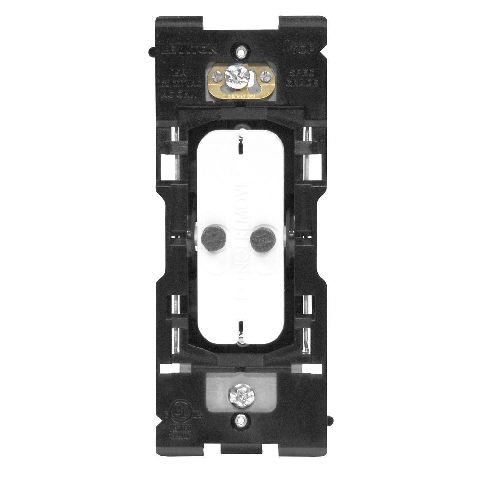 Renu Switch RE151-700 for Single Pole Applications, 15A-120/277VAC, Base Unit