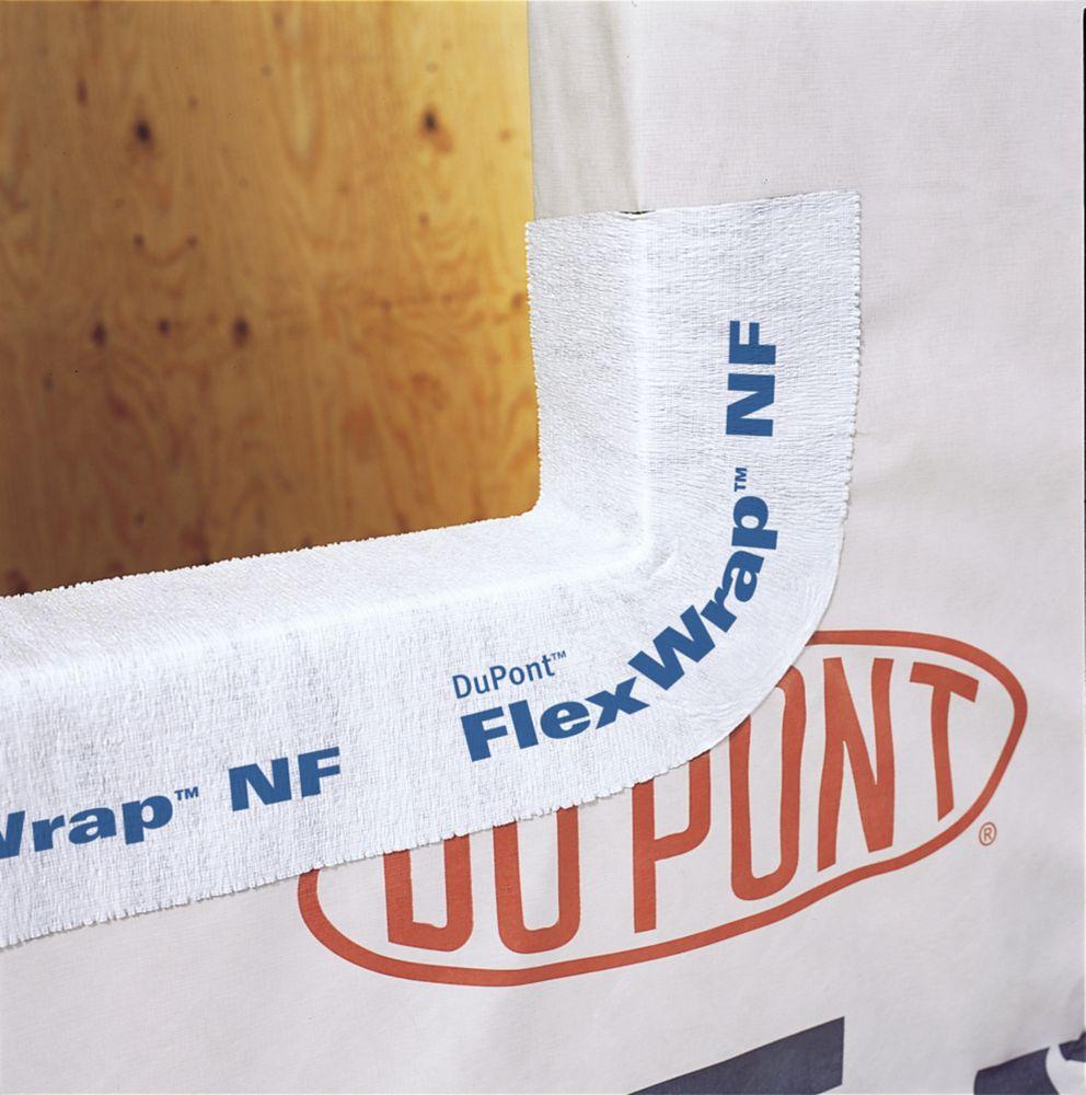DuPont  FlexWrap NF  9 Inch. x 75 Feet.