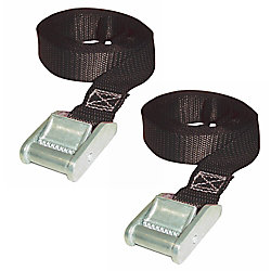 KEEPER 13 ft. x 1 inch. Lashing Strap (2-Pack)