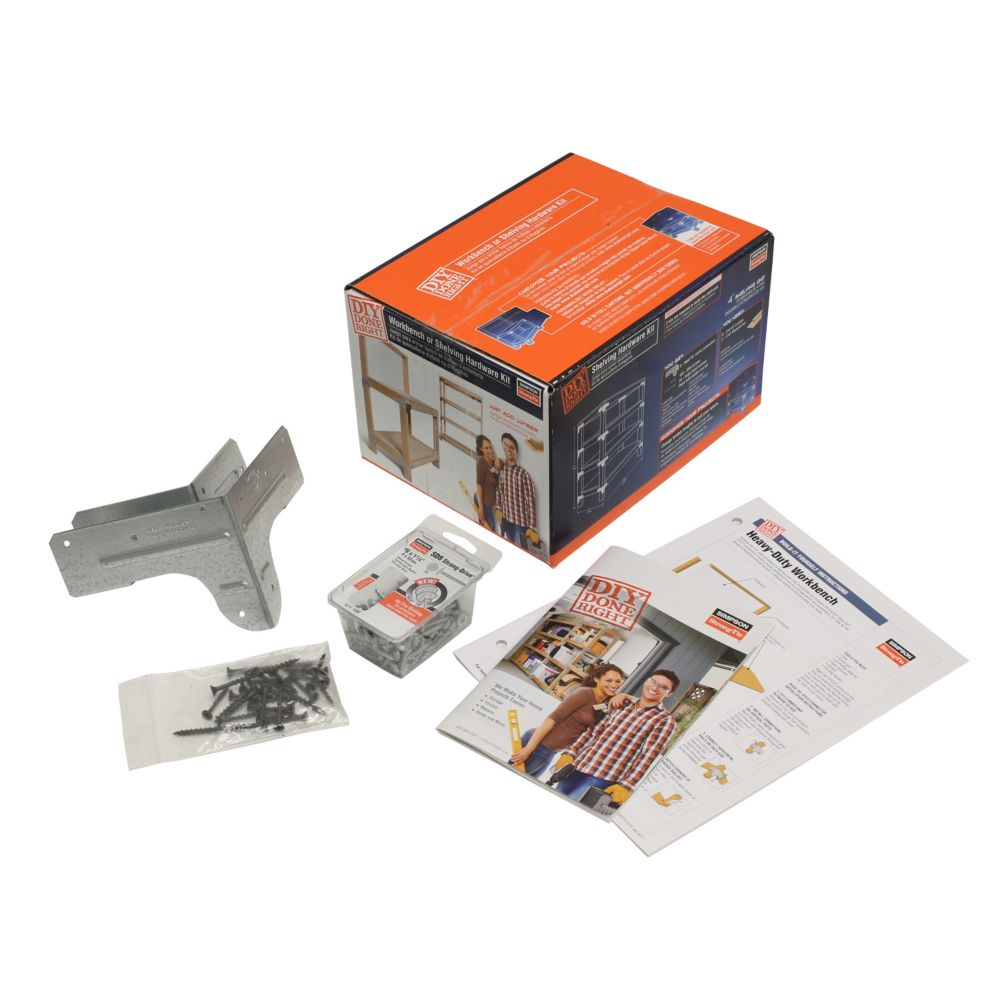 WSBK établi et kit de matériel de rayonnage