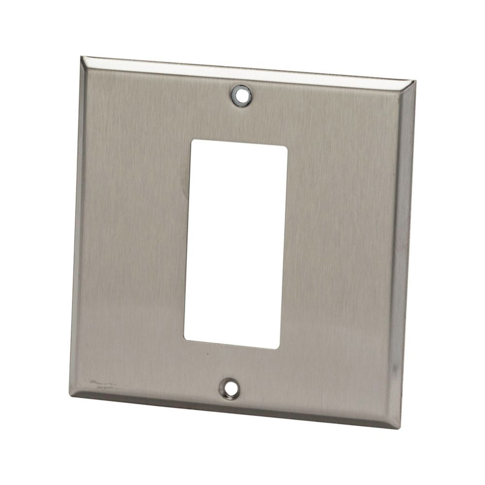 Iberville 4 -inch Square Gfci Conversion Kit