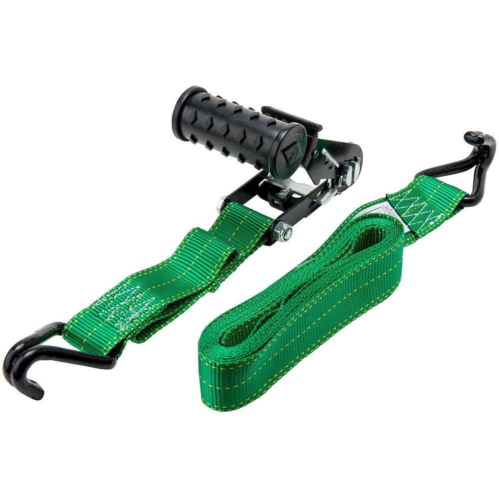 Tie-Down, Industrial 12 Feetx1-1/2 Inch