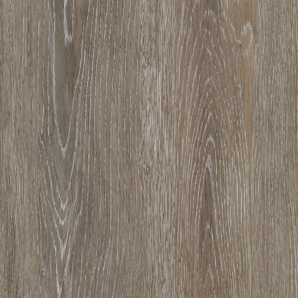 6 Inch. x 36 Inch. Brushed Oak Taupe Vinyl Plank Flooring (24 sq. f t./case)
