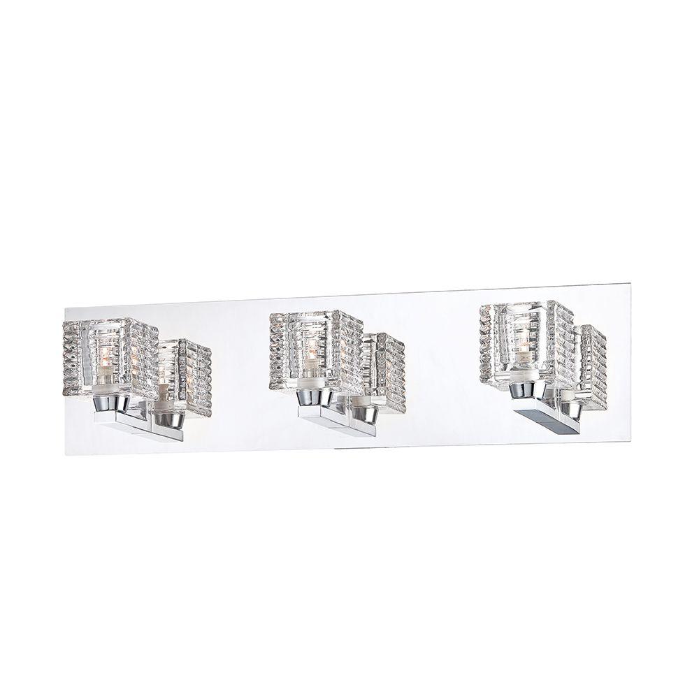 Olivet 3-Light Vanity Fixture