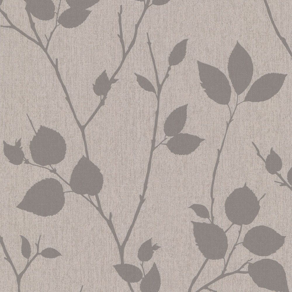 Virtue Beige Wallpaper
