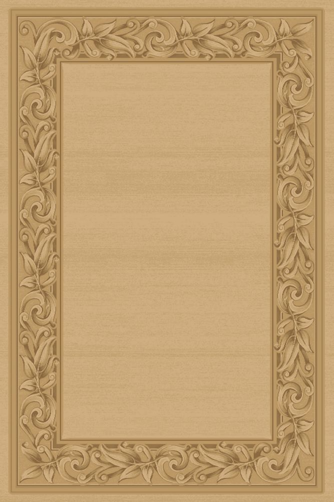 Balta Us Elegant Embrace Beige Tan 5 ft. 3-inch x 7 ft. 5-inch Indoor Transitional Rectangular Area Rug