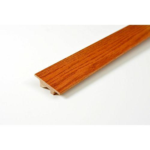Finium 3/4-inch x 21/4-inch x 45-inch Oak Gunstock Transition Moulding