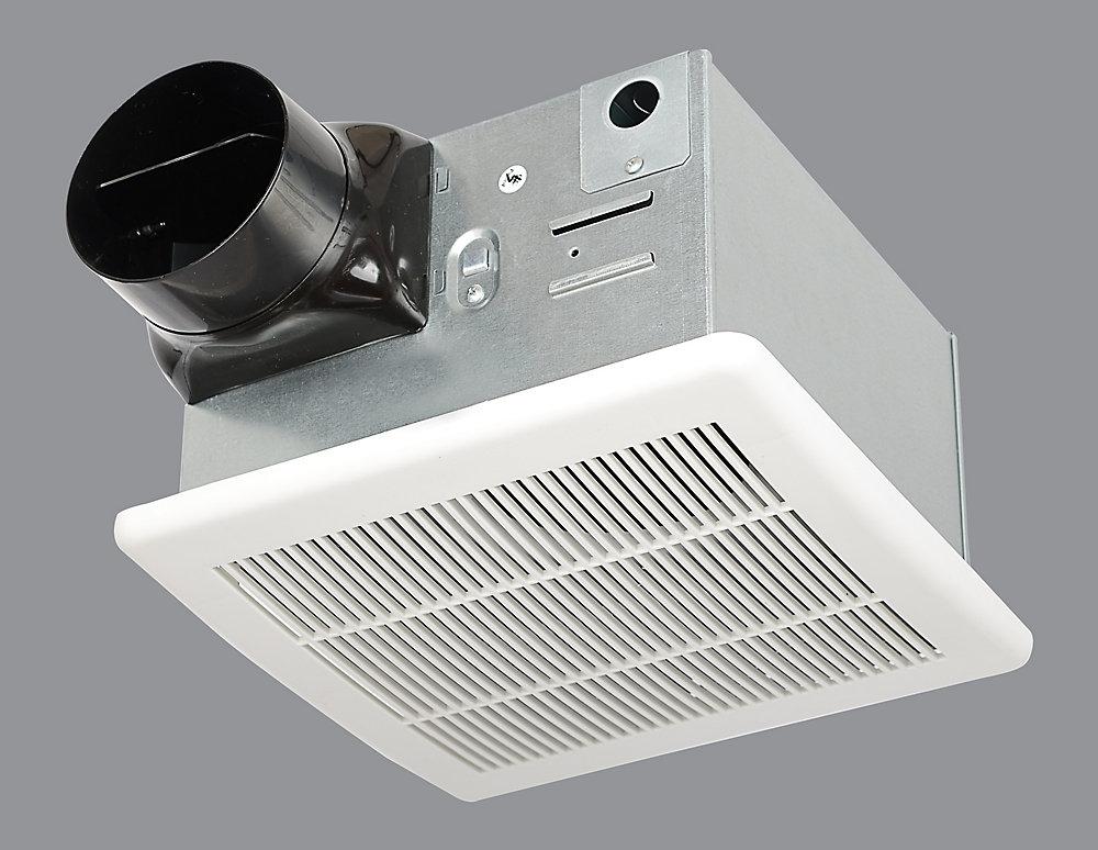 Hampton Bay 90cfm Ceiling Exhaust Bath Fan The Home