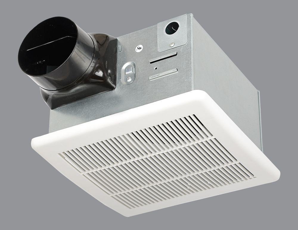 HB 90 CFM plafond échappement Bath Fan