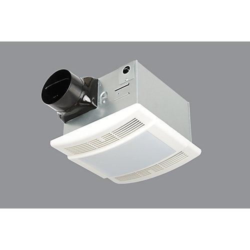 HB 90 CFM plafond échappement Bath Fan / Light