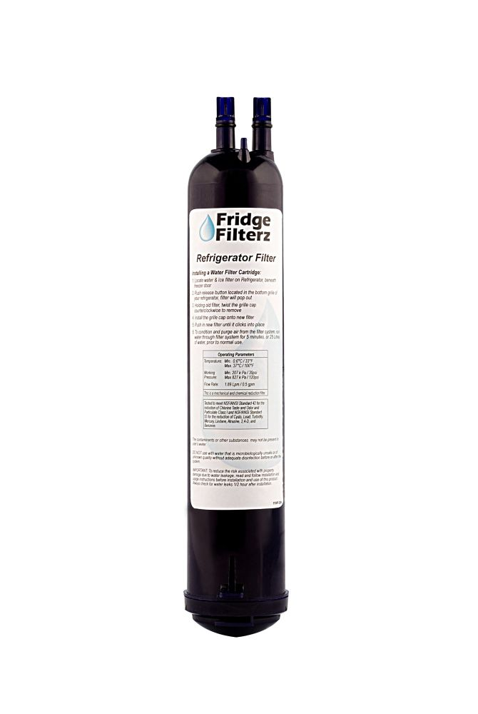 Replacement Refrigerator Water & Ice Filter for Whirlpool 4396710, KitchenAid, Amana, Maytag