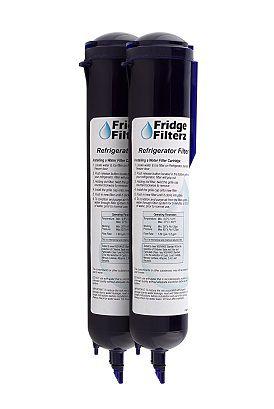 Filtre à eau Fridge Filterz FFWP-309-2, paquet de 2