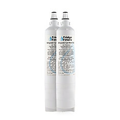 LG LT600P, 5231JA2006B, 5231JA2006A Replacement Refrigerator Water & Ice Filter 2PK